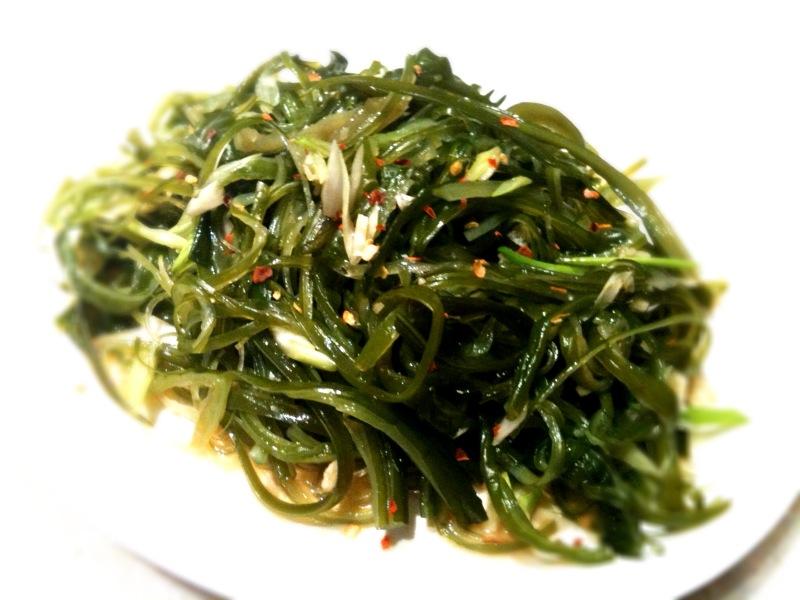 Japanese Seaweed Salad | Weeknite Meals