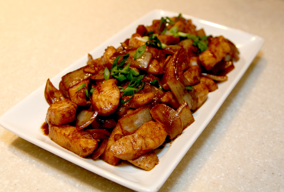 Black bean garlic fish weeknite meals for Garlic sauce for fish