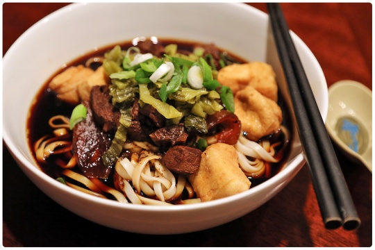 Taiwanese Beef Noodle Soup: weeknitemeals.wordpress.com