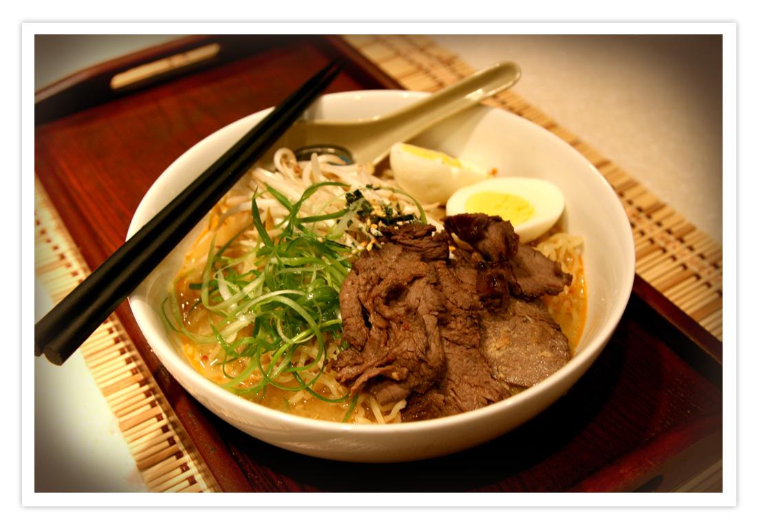 Miso Ramen! | Weeknite Meals